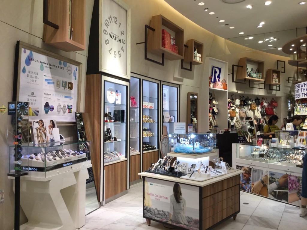 ルクアイーレ大阪 1階で、西日本最大級の取り揃えのテンデンスフェアを開催!